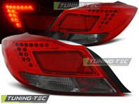 Zadné diodové svetlá Opel Insignia 4D Hatchback/Sedan 08-  Red Smoke Led