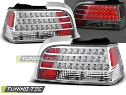 Zadné svetlá BMW E36 COUPE/CABRIO 90-99 LED CHROME DIODY