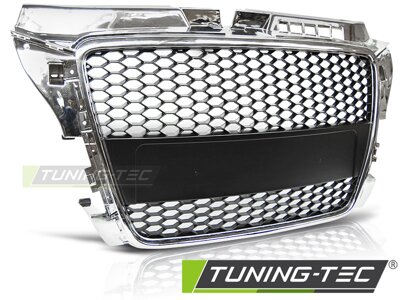Maska RS-type Audi A3 8P 08-12 Chrome