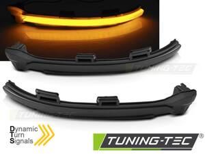 LED smerovky do zrkadiel VW Golf 7 Smoke Seq