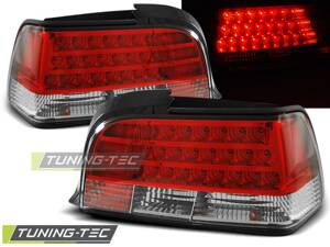 Zadné svetlá BMW E36 COUPE/CABRIO 90-99 LED RED WHITE DIODY