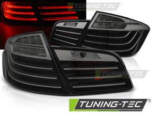 Zadné svetlá BMW F10 2010 - 07.2013 Black Smoke Led Bar