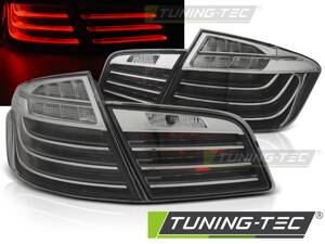 Zadné svetlá BMW F10 2010 - 07.2013 Black Chrome Led Bar