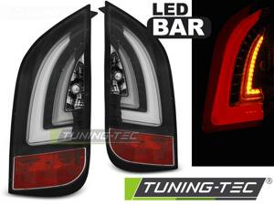 Zadné svetlá Škoda Citigo/VW UP! Black LED BAR