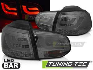 Zadné svetlá VW Golf 6 Smoke LED Bar